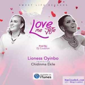Lioness - Love Me Jeje ft. Chidinma